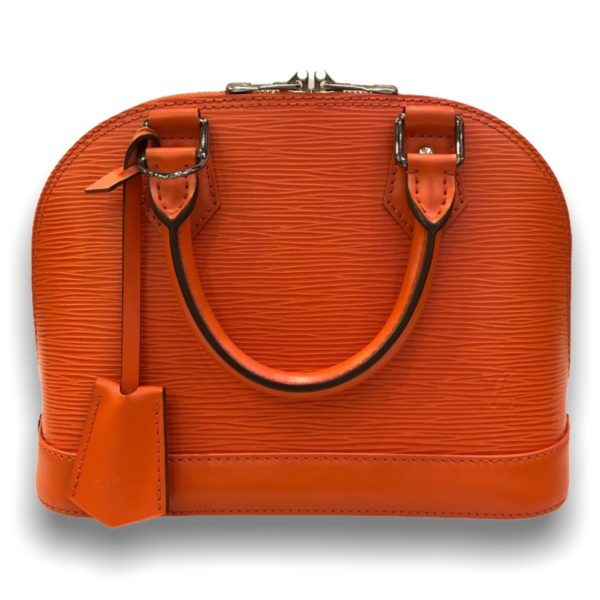 Used! Louis Alma Epi BB Orange Dc12
